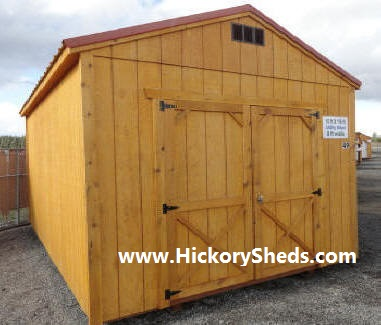 Old Hickory Sheds 10x16 Utility