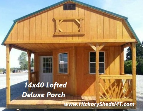 Superieur Old Hickory Uses Only The Best Design, Material And Mennonite Craftsmanship  To Build A Shed, Barn, Garage Or Cabin For You From 8u0027x8u0027 Up To 16u0027x40u0027 And  ...