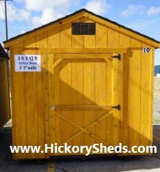 Old Hickory Sheds 8x12 Utility