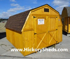 Old Hickory Sheds Colors North Idaho