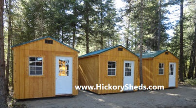 Old Hickory Sheds Delivery Idaho